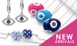 New Arrivals Evil Eye Jewelry
