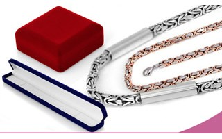 Chains & Gift Boxes