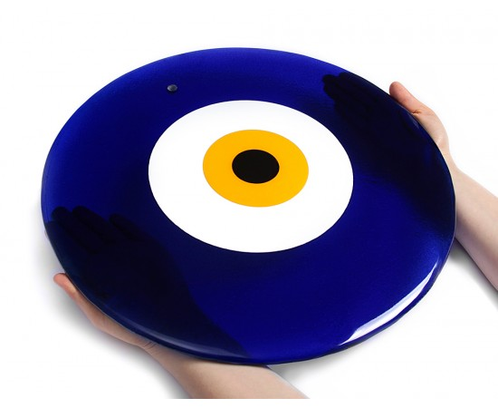 Supersize Evil Eye Wall Hanging - 40.00 cm / 15.75 in