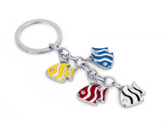 Good Luck Charms Key Ring