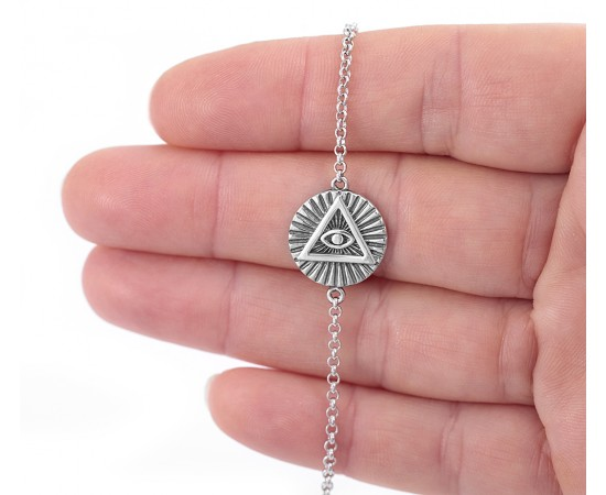 All Seeing Eye Bracelet