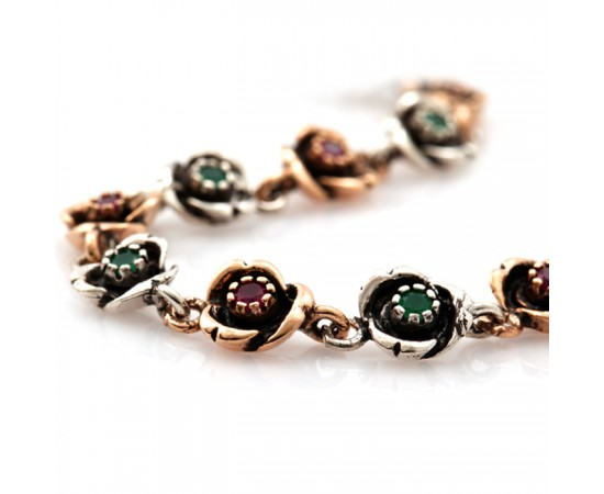 Turkish Gemstone Bracelet