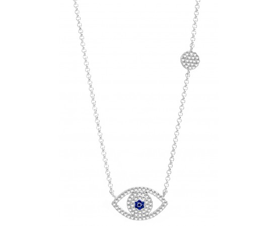 Celebrity Evil Eye Necklace