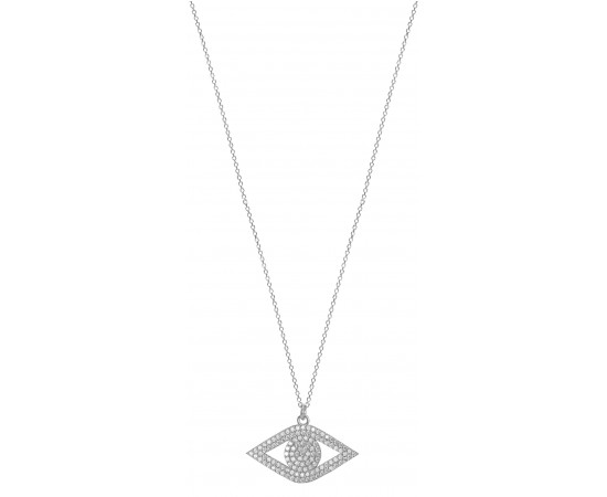 Celebrity Inspired Lucky Eye Necklace
