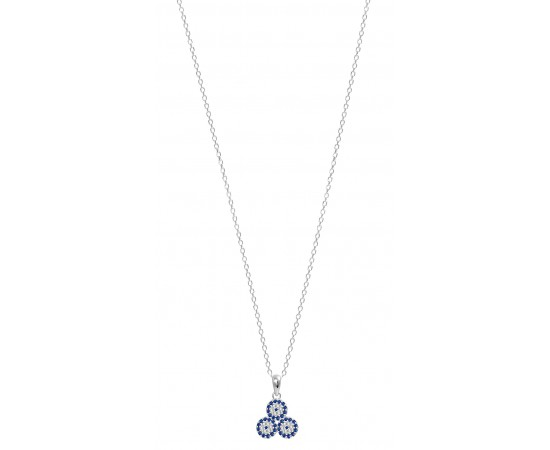 Good Luck Evil Eye Necklace