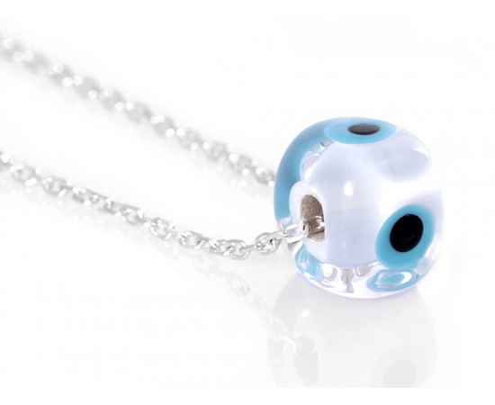 Lucky Eye Necklace for Good Luck