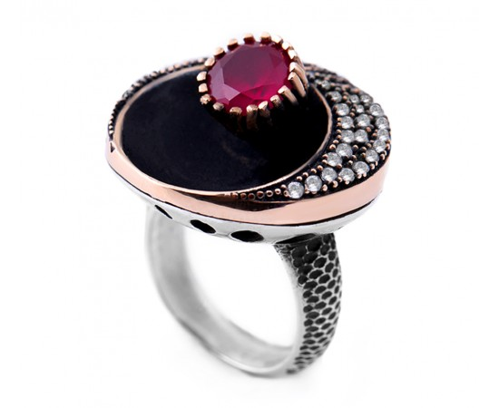Crescent Ring from Ottoman Palace