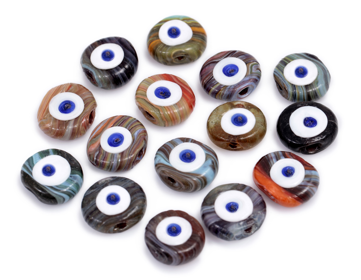 Eye Beads from Turkey
