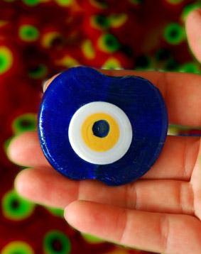 Nazar Boncuk - Blue Eye Bead