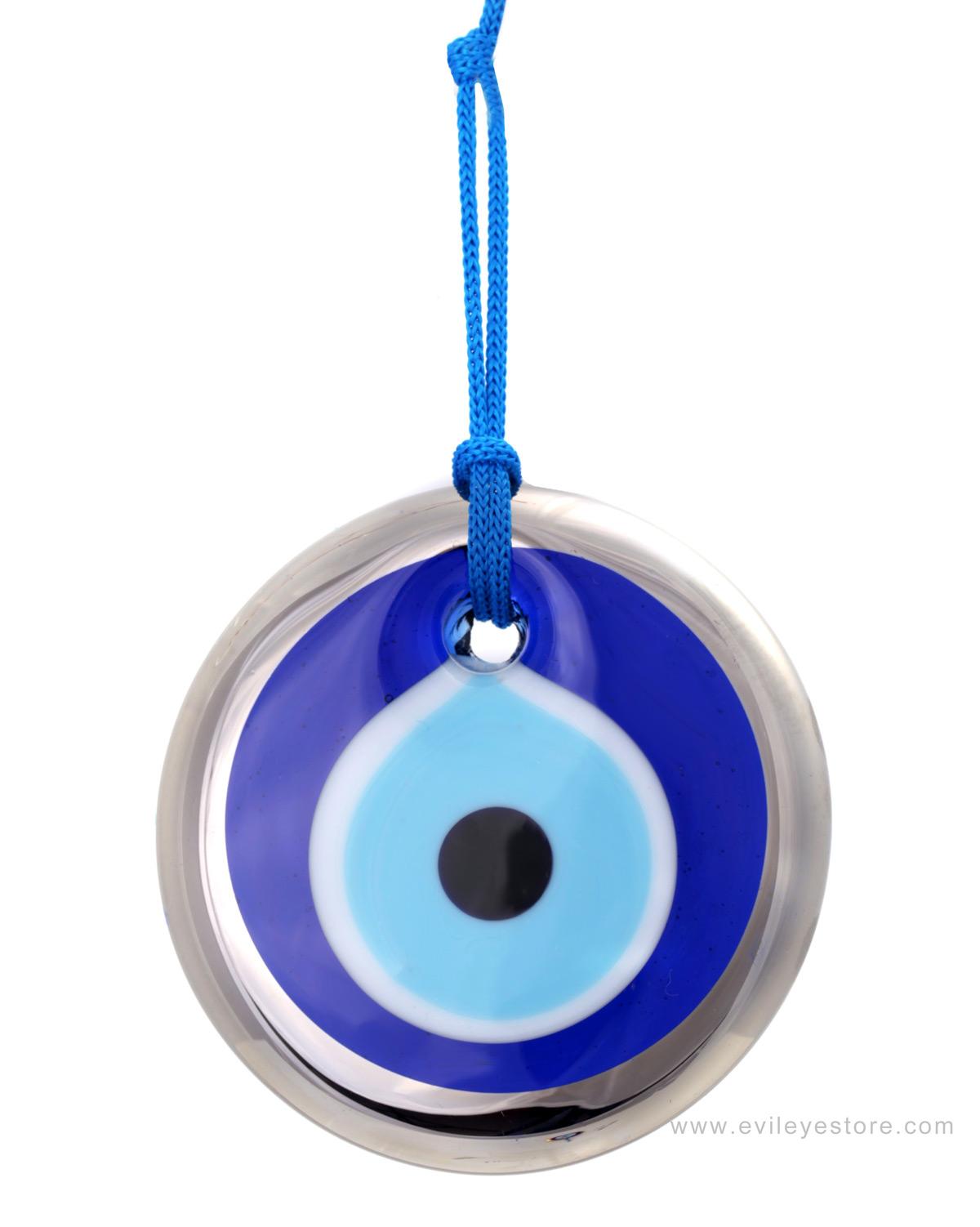 Amuleto Ojo Turco Azul