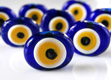 Classic Turkish Eye Beads or Nazar Boncugu