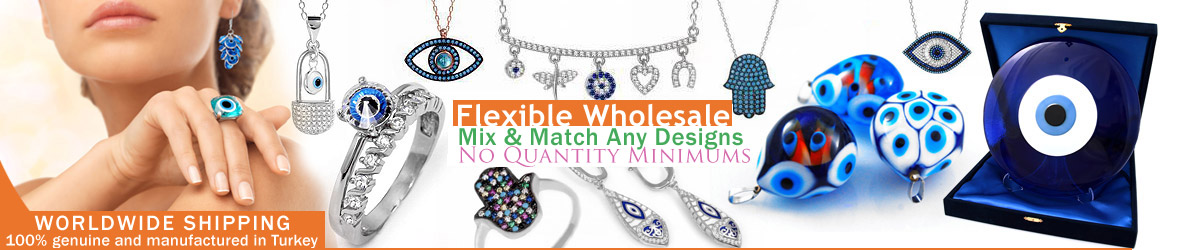 Evil Eye Wholesale Turkey Jewelry and Gifts