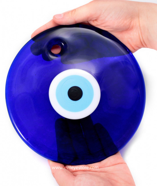 Big Evil Eye Bead for Home or Office Protection